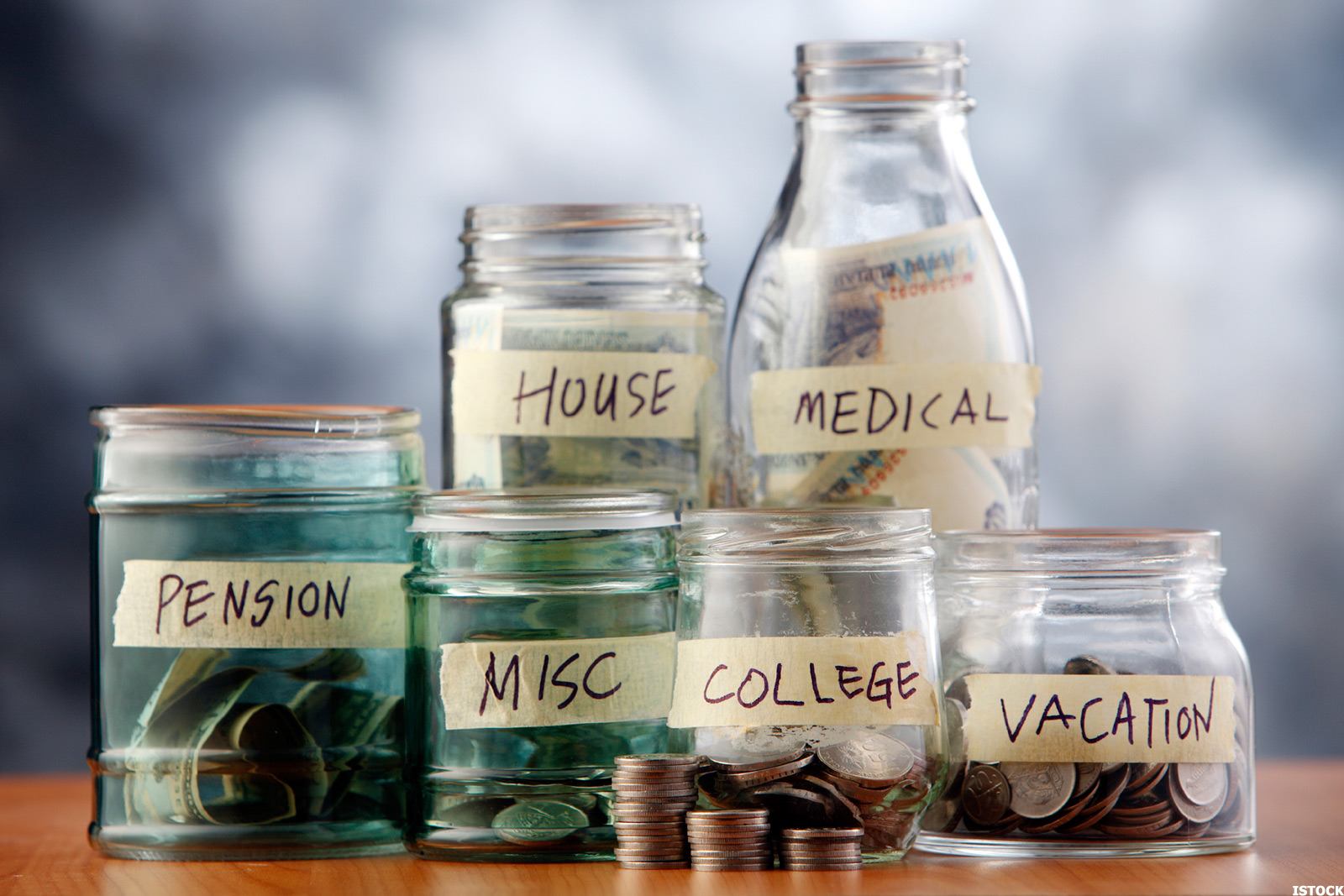 Taking control of your personal finances