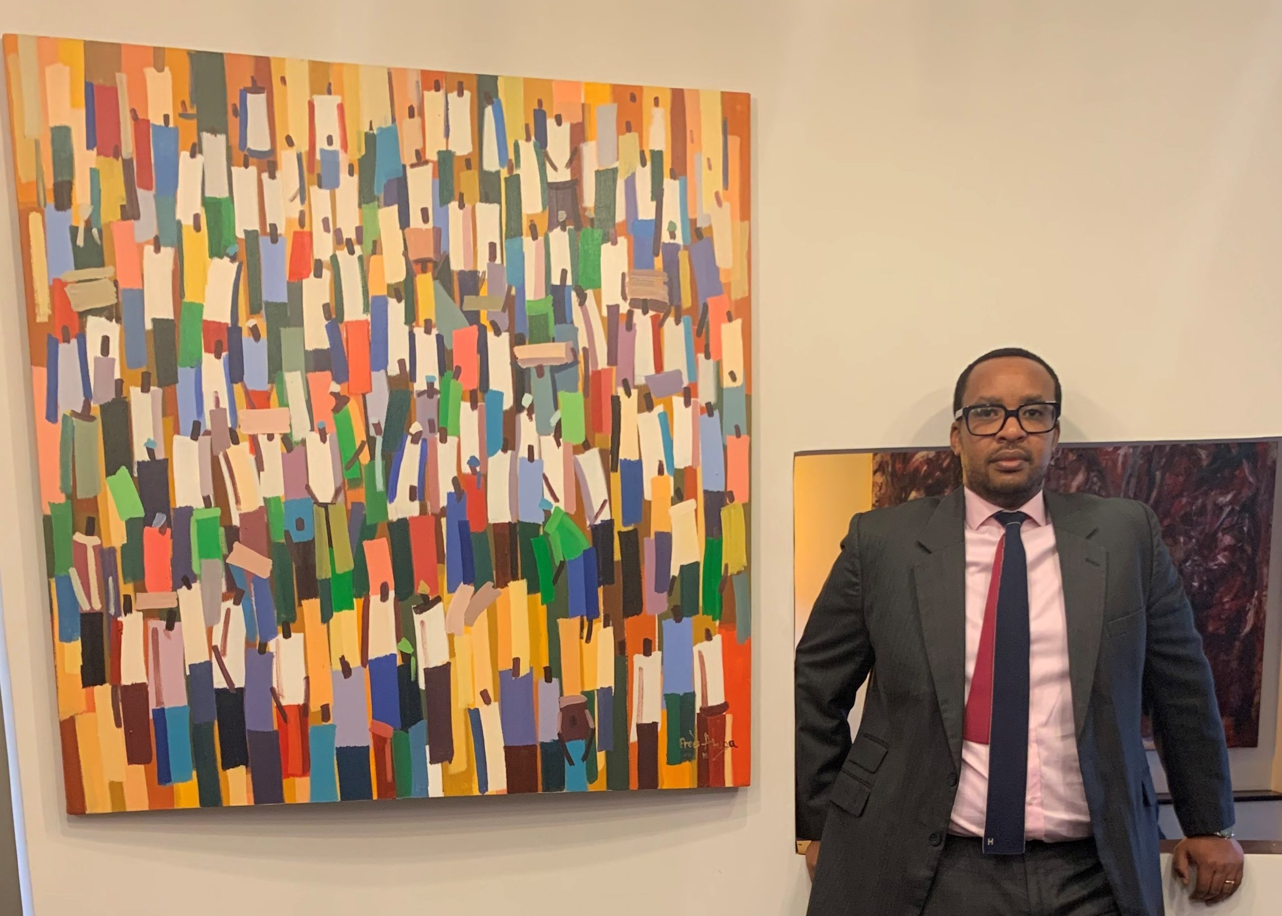 How Buying East African Contemporary Art is Like Investing In Frontier Equities.